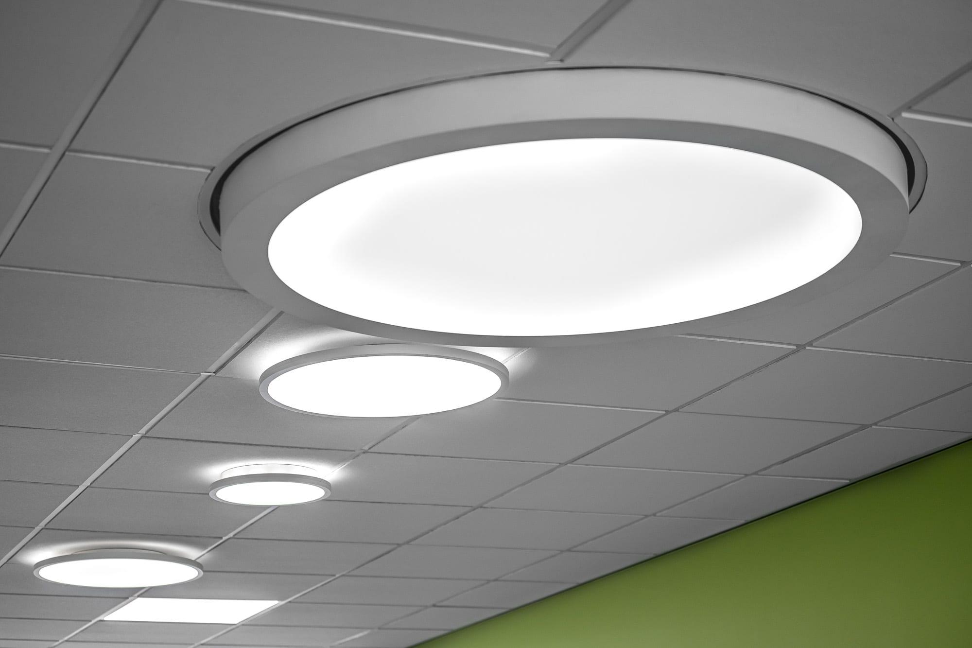 LED verlichting in Demival Deinze